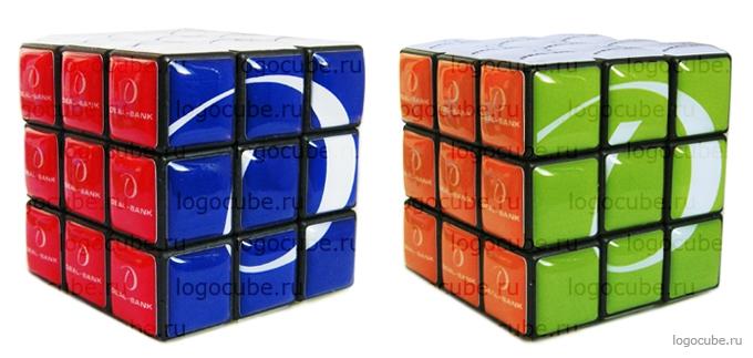 Кубик Рубика для банка Deal-bank