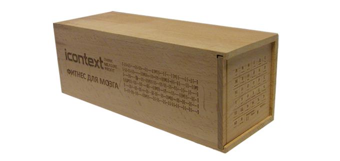 Дженга для компании iConText