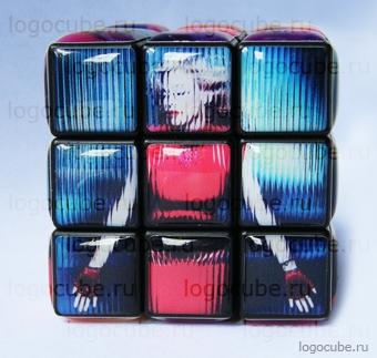 Кубик для поклонника Мадонны